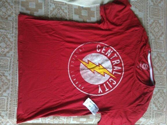 Camisa DC The Flash - Riachuelo