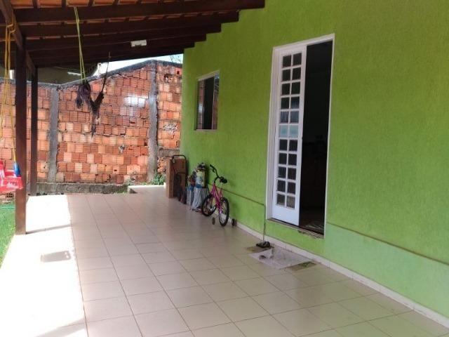 Casa a venda condomínio RK / 03 Quartos 01 Suíte / Região dos Lagos Sobradinho DF - Foto 2