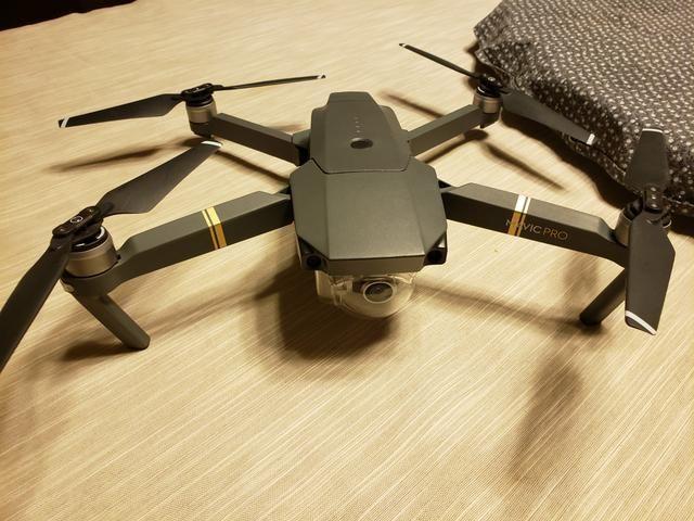 dad822d6d2d Drone DJI Mavic Pro com kit fly more - Hobbies e coleções - Vila ...