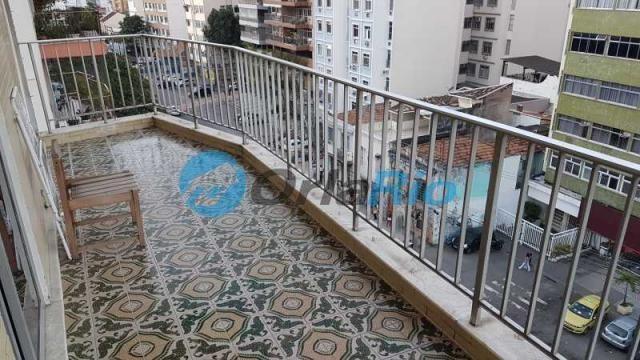 Apartamento para alugar com 2 dormitórios em Grajaú, Rio de janeiro cod:LOAP20125 - Foto 2