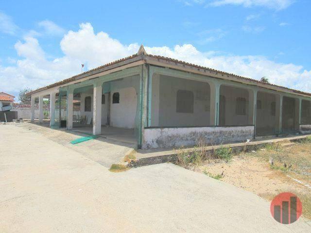 Casa com 4 dormitórios para alugar, 300 m² por R$ 1.500,00 - Pecém - São Gonçalo do Amaran - Foto 2