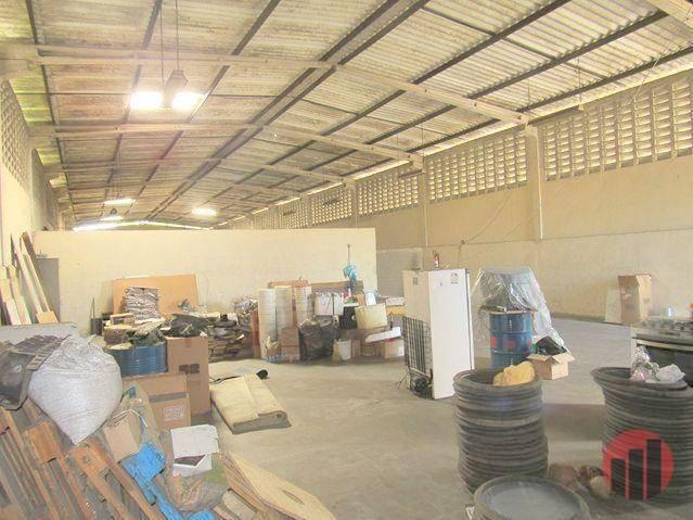 Galpão para alugar, 600 m² por R$ 4.500,00/mês - Barra do Ceará - Fortaleza/CE - Foto 7
