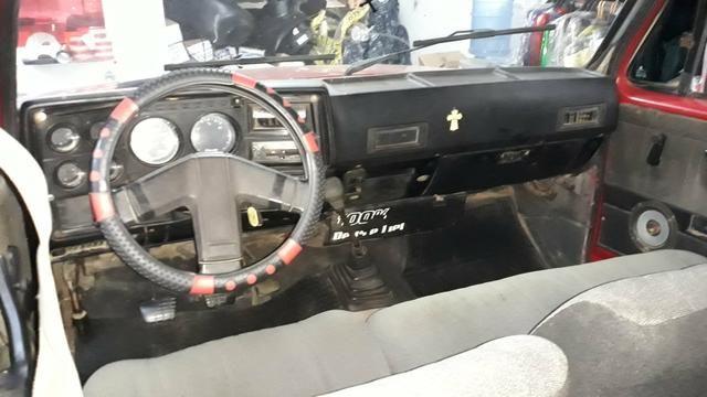 D 20 Veraneio -12 Lugares + bagageiro/Diesel - Motor Pericles 4cc /1991 -Ar Condicionado - Foto 7
