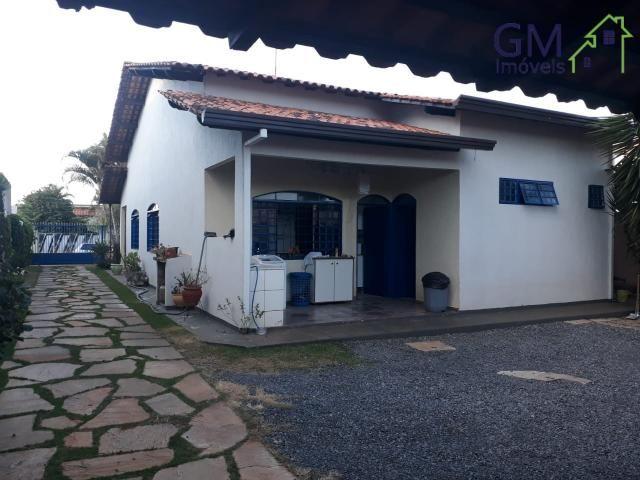 Casa a venda / condomínio recanto dos nobres / 03 quartos / churrasqueira - Foto 2