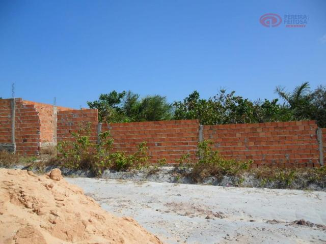 Terreno à venda, 450 m² por r$ 80.000,00 - vila são sebastião - são luís/ma - Foto 4