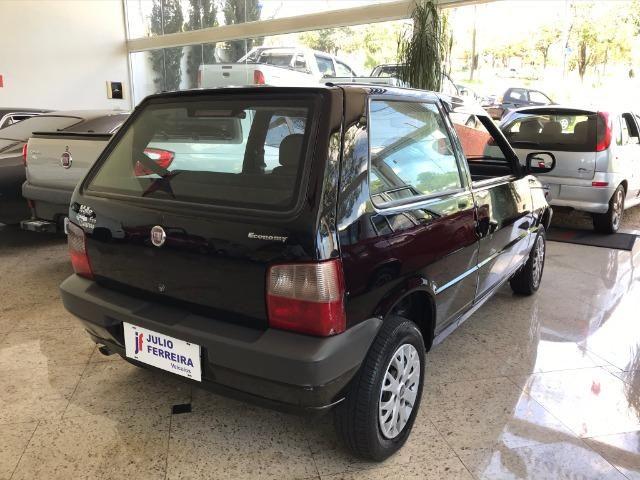 Fiat Uno 1.0 Fire 2P Flex Preto - Foto 8