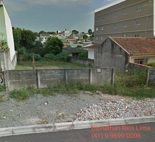 Terreno no Capão Raso com mais de 3.000 m² de potencial construtivo, ZR4