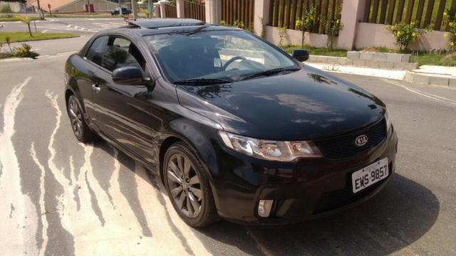 Kia Motors Cerato Sx 2 0 16v Flex Aut 2012