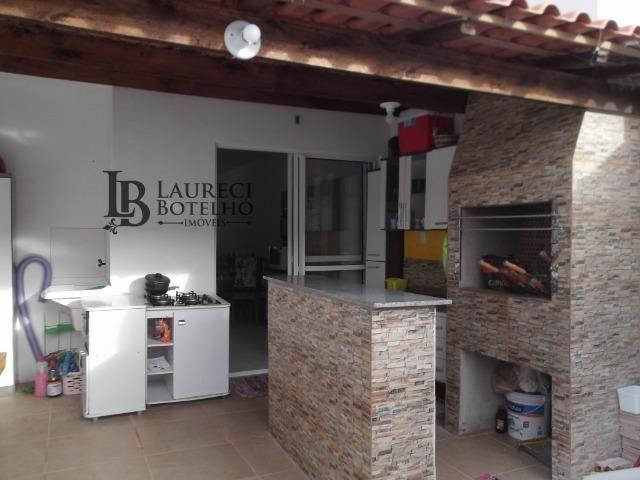 Vendo Linda Casa Mordas Club 2 -Dois Dormitórios,Alpendre Churrasqueira Perto Portaria - Foto 14