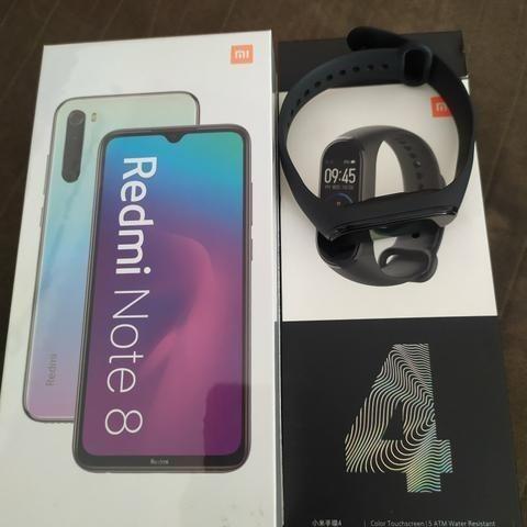 Redmi Note 8 64gb + Mi band 4 - Foto 2
