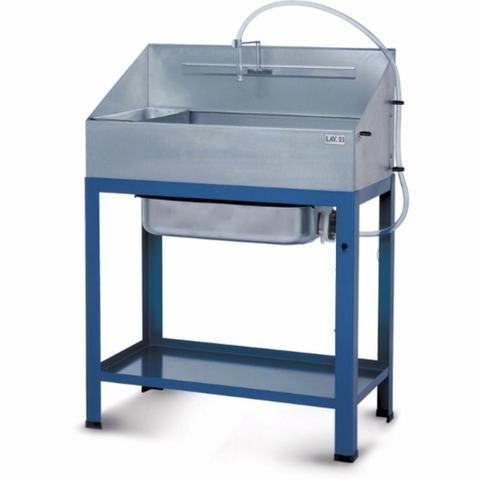 Lavadora de Peças Grande Lav03 Cmb Aberta Usada 400,00
