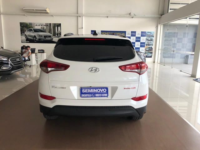 Semi Novo Zucatelli New Tucson GLS 2020/2021  - Foto 5