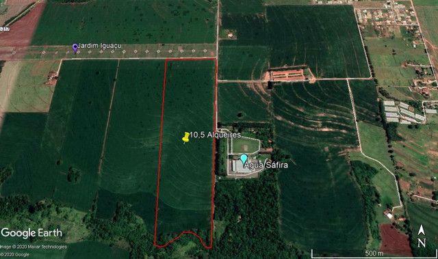 Sítio de  10,5 alqueires, ótima localização, em Iguaraçu, PR - Foto 2