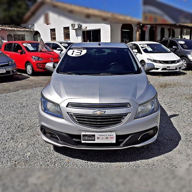 Chevrolet Onix LTZ 1.4 2013 Completo com GNV - Foto 3