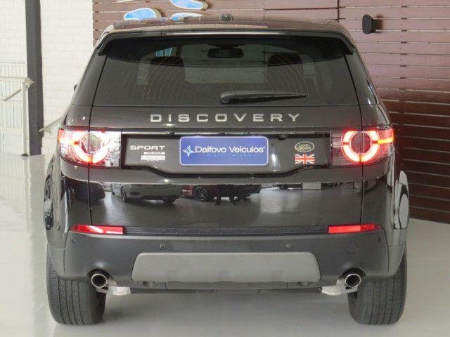 Discovery Sport 2.2 SD4 SE Turbo Diesel Aut 2016 - 57.200Km - Foto 11