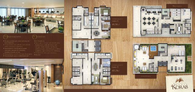 Promoção! Apartamento próximo a Epitácio Pessoa de R$ 285mil por R$ 235mil  - Foto 12