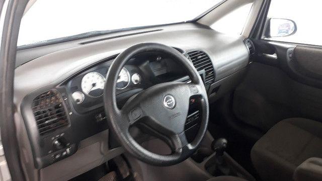 GM Chevrolet Zafira Elegance 2008 Automática 2.0 8V 07 Lugares Completa - Foto 7