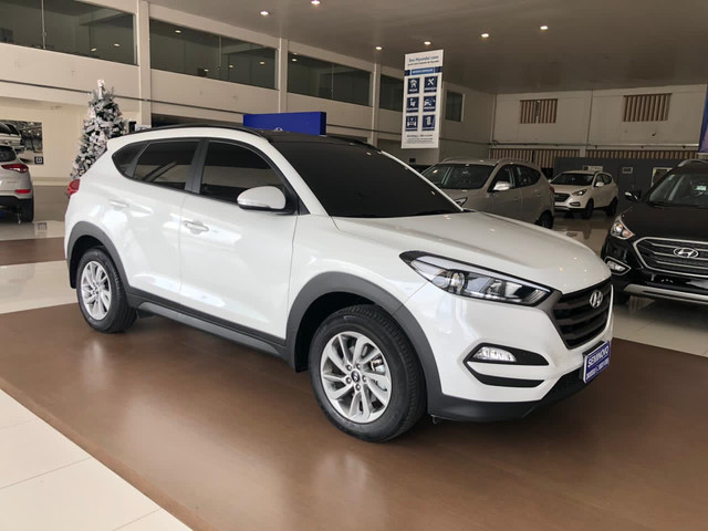 Semi Novo Zucatelli New Tucson GLS 2020/2021  - Foto 2