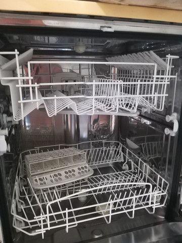 Vendo marquina  de lavar usada poucas vezes  - Foto 6