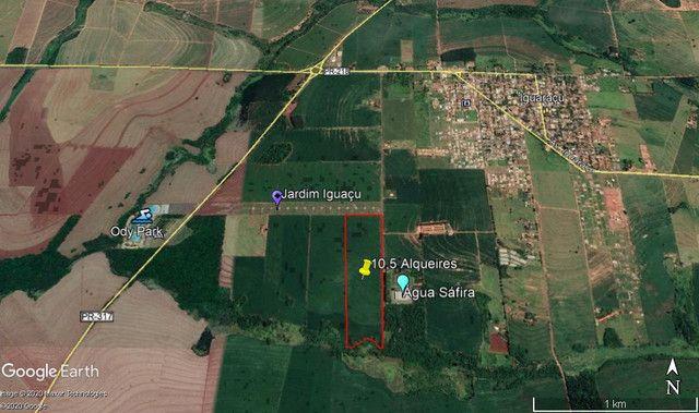 Sítio de  10,5 alqueires, ótima localização, em Iguaraçu, PR - Foto 3