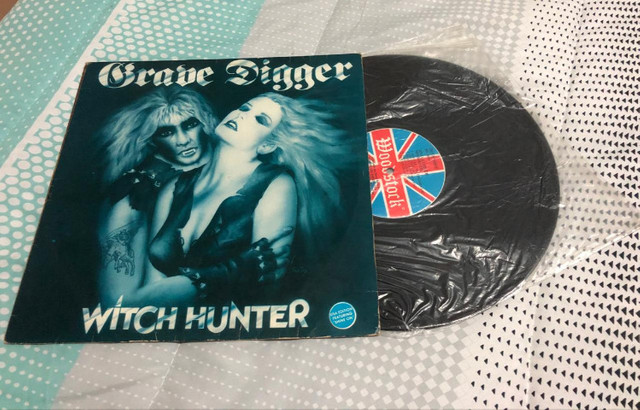 Grave Digger - Witch Hunter - Foto 3