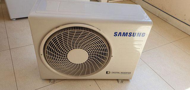 (Só a Condensadora) Ar condicionado Samsung inverter 12.000 BTUS Novo!