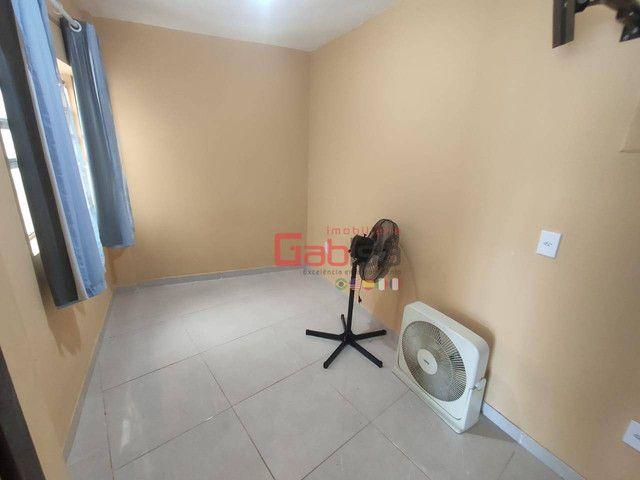 Apartamento com 3 dormitórios para alugar, 90 m² por R$ 2.800,00/mês - Algodoal - Cabo Fri - Foto 9