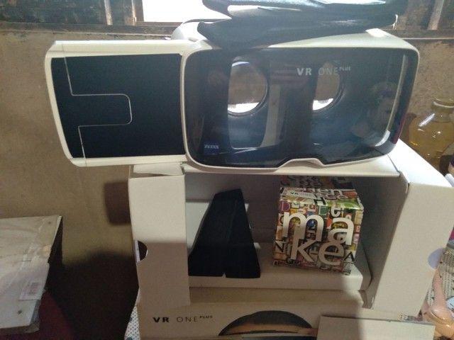 Óculos de realidade virtual VR ONE Zeiss - Foto 3