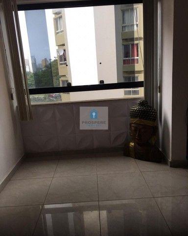 Apartamento amplo, nascente, 2 quartos, 1 vaga, Pituba - Foto 3