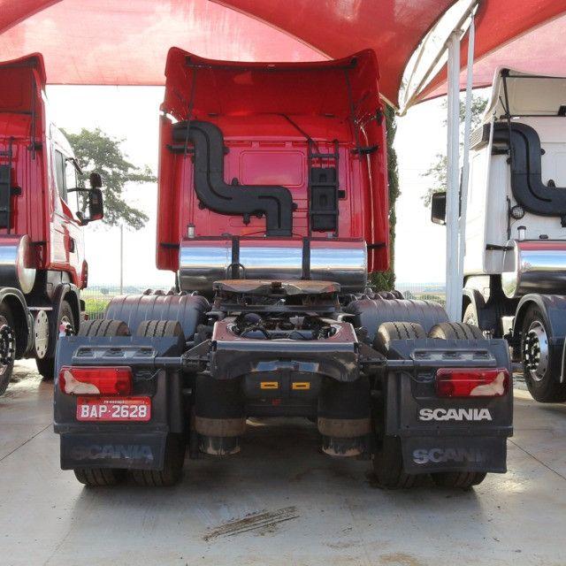 Scania R 440 - 2013/13 - 8x2 (BAP 2628) - Foto 4