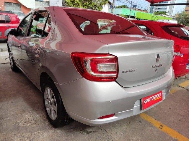 Renault Logan 1.6 2015 Exp Flex - Foto 3