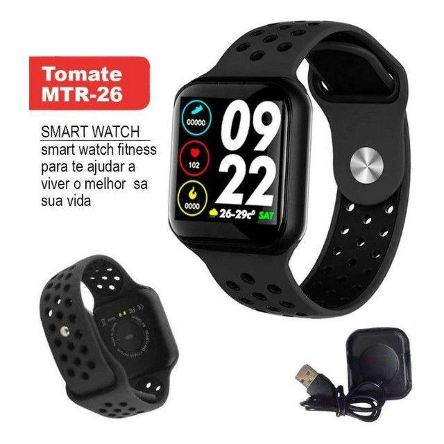 Smartwatch Relógio Inteligente Mtr-26 Tomate