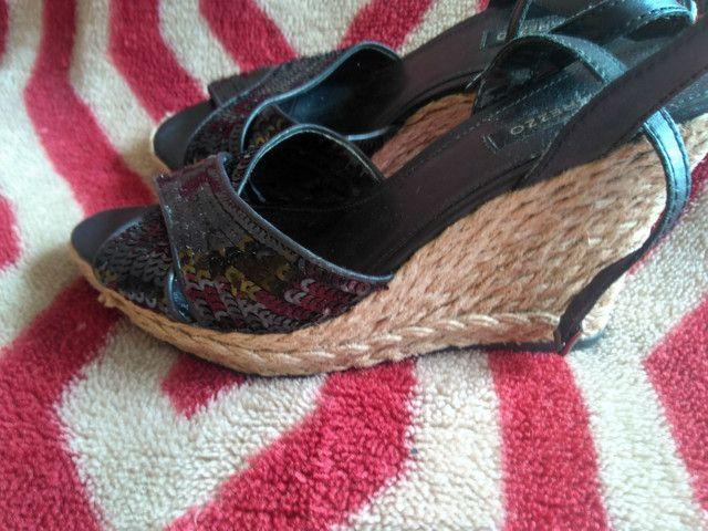 Calçados  feminino número 34 - Foto 5