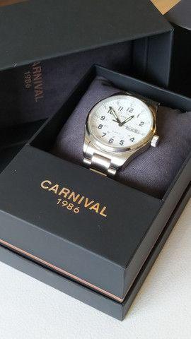 Relógio Carnival