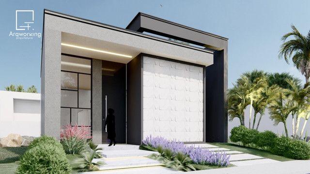 Casa com 3 quartos em construção no Monte Ville Residence Privê em Campina Grande  - Foto 3