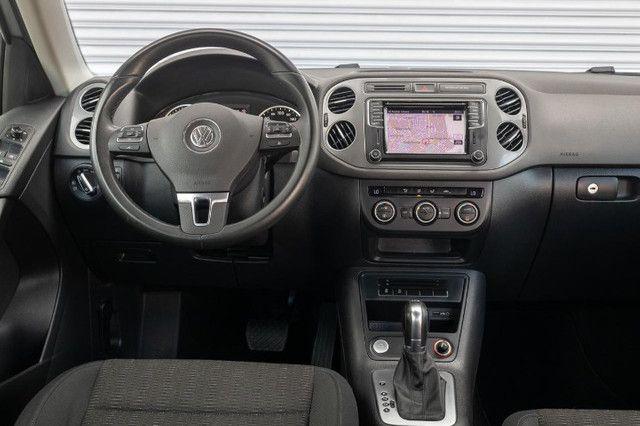 VW/ Tiguan Tsi 1.4 automatica 2017 IPVA 2021 - Foto 8