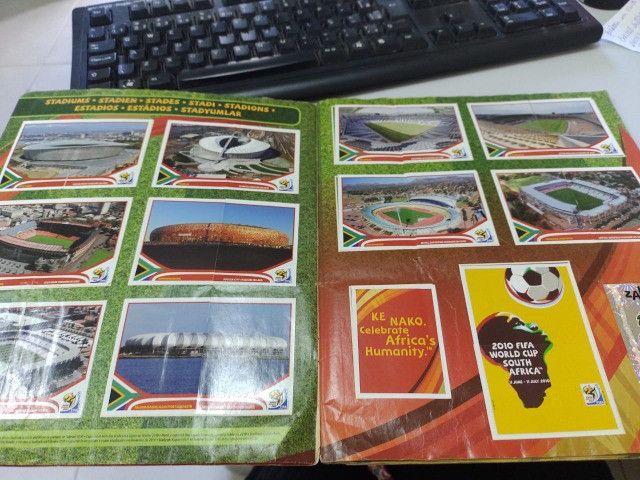 Album copa do mundo África do Sul - Foto 5