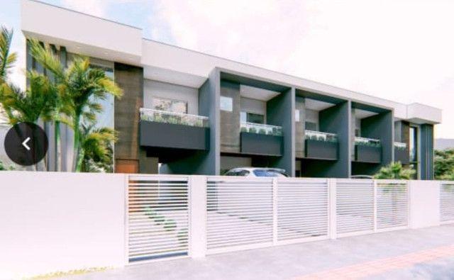 (TH1007) Duplex com 2 suítes e garagem semi coberta no bairro Forquilhas em São José!!!   - Foto 4