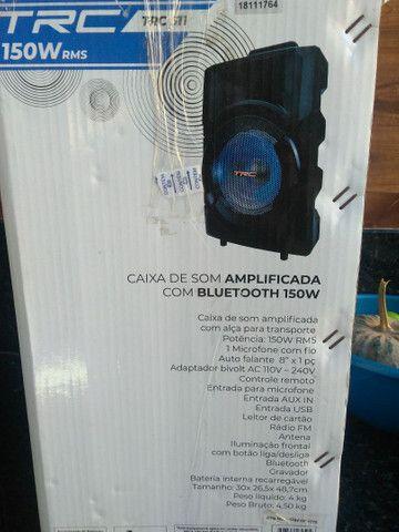 Caixa amplificada de som - Foto 2
