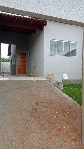 Para familia grande, casa 3/4 no Jardim Itapua, Aparecida de Goiânia - Foto 2