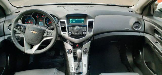 CHEVROLET Cruze Sedan 1.8 16V 4P LT ECOTEC FLEX AUTOMÁTICO - Foto 9