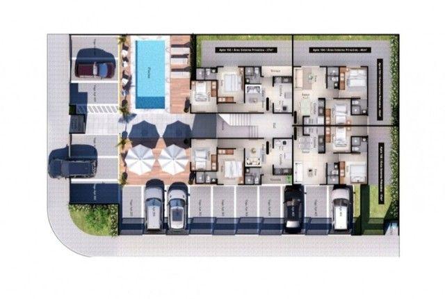 Apartamento em Paratibi com 2 quartos, piscina e área gourmet. Lançamento!!! - Foto 3