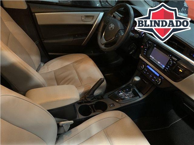 Toyota Corolla 2016 2.0 xei 16v flex 4p automático - Foto 6
