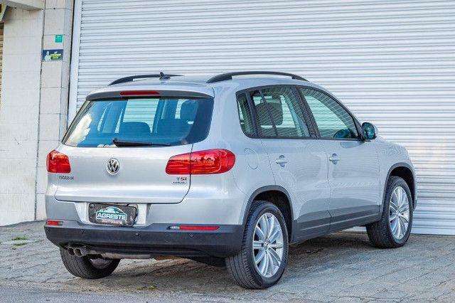 VW/ Tiguan Tsi 1.4 automatica 2017 IPVA 2021 - Foto 4