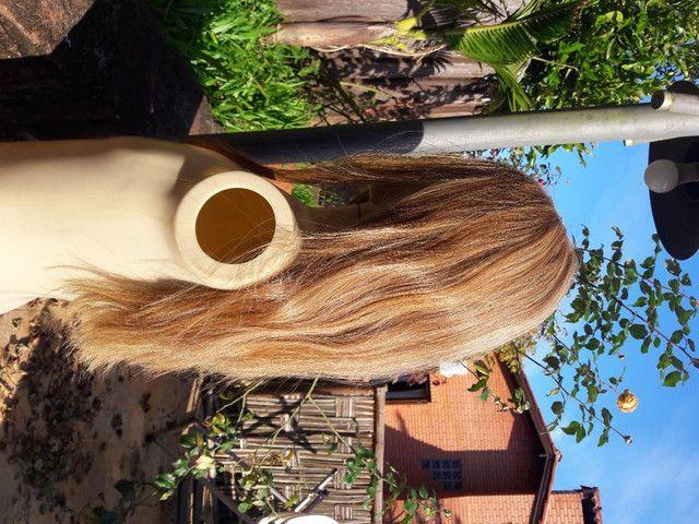 Peruca cabelo Natural - Foto 6
