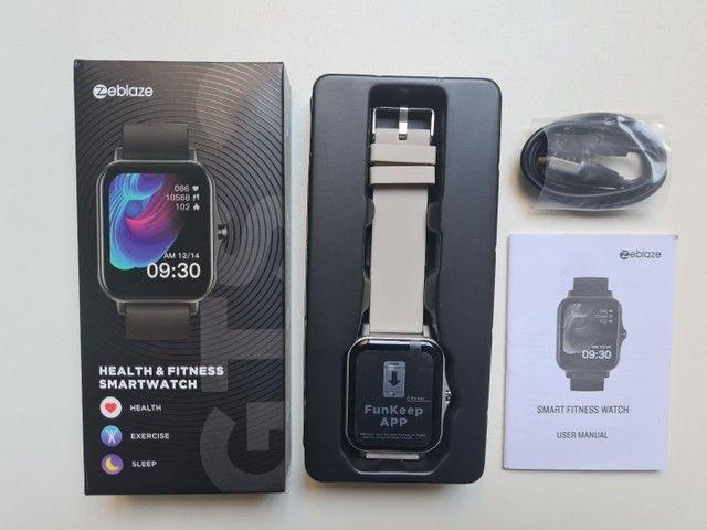 Smartwatch Zeblaze GTS 2 (music player)  - Foto 2