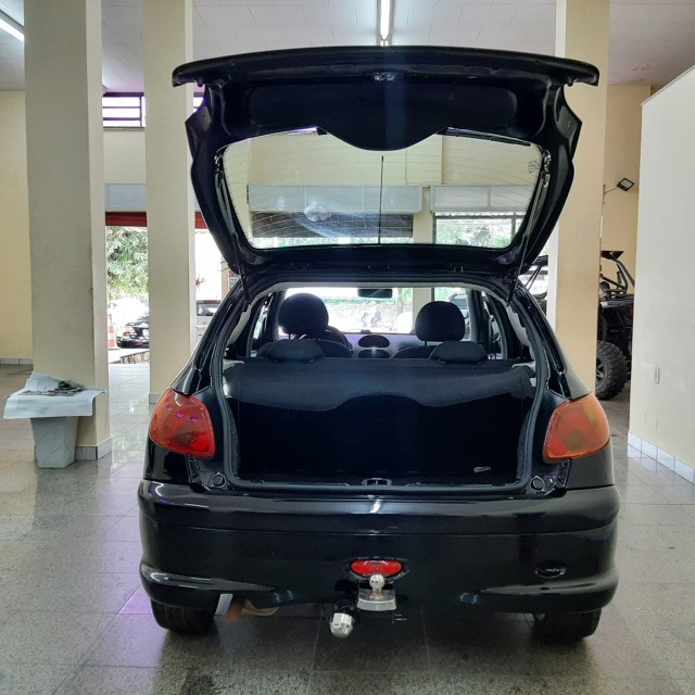 Peugeot Hatch 206 1.4 Mec. Flex 2008/2008 - Foto 12