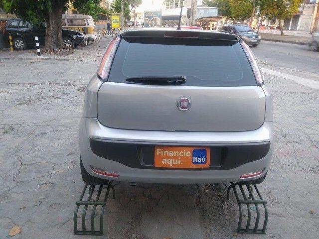 Punto top de linha 1.6  essence top de linha +  Kit gas + 2021 Pago - Foto 5