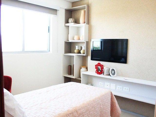 Apartamento para venda possui 107 metros quadrados com 3 quartos em Jóquei - Teresina - PI - Foto 9
