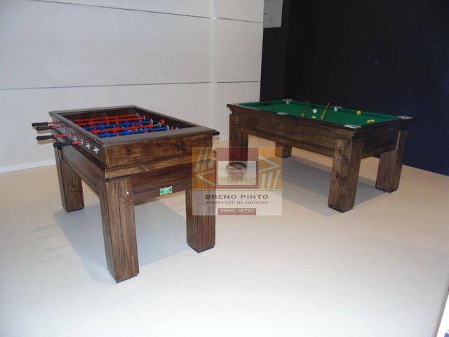 Apartamento com 2 dormitórios à venda, 72 m² por R$ 419.000,00 - Guararapes - Fortaleza/CE - Foto 4
